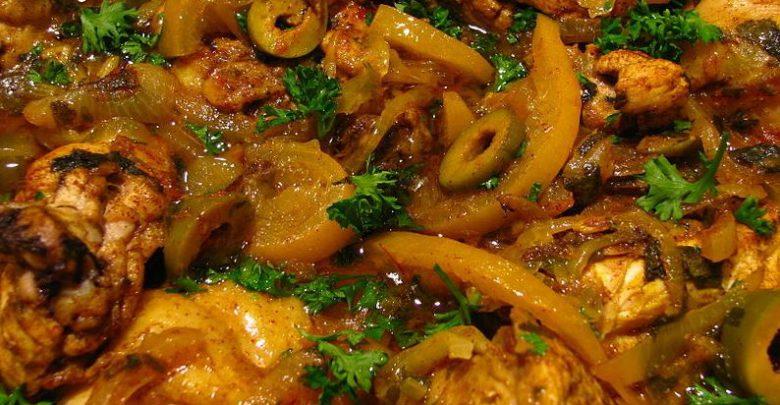 Tajine de poulet aux olives marocain : la meilleure recette